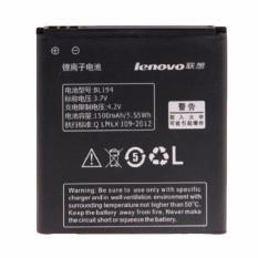 Lenovo Baterai / Battery BL194 Original For Lenovo A288T A298T A520 A660 A698T A690 A370 A530 - Kapasitas 1500mAh
