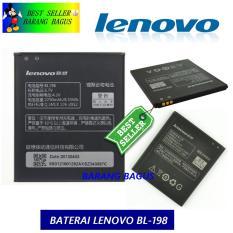 Lenovo Baterai / Battery BL198 Original For Lenovo S880 / S920 / S890 / K860 / A850 / A859 / A800 Kapasitas 2250mAh