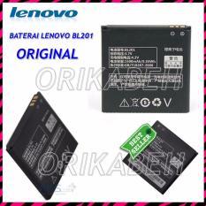 Lenovo Baterai / Battery BL201 For Lenovo A690 / A60+ Original - Kapasitas 1500mAh ( orikabeh )