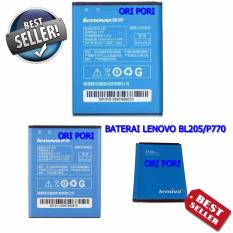 Lenovo Baterai / Battery BL205 For Lenovo P770 / P770i - Kapasitas 3500mAh