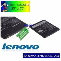 Beli Lenovo Baterai Battery Bl208 Original For Lenovo S920 S920I Kapasitas 2250Mah Terbaru
