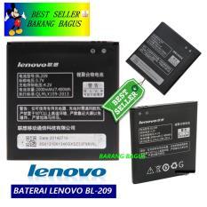 Jual Lenovo Baterai Battery Bl209 Original For Lenovo A706 A516 Kapasitas 2000Mah