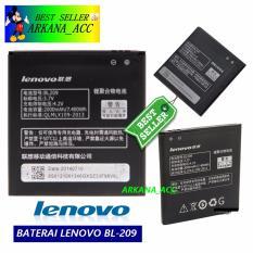 Jual Lenovo Baterai Battery Bl209 Original For Lenovo A706 A516 Kapasitas 2000Mah Lenovo Di Dki Jakarta