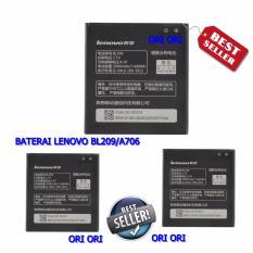 Lenovo Baterai / Battery BL209 Original For Lenovo A706 / A516 Kapasitas 2000mAh