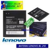 Jual Lenovo Baterai Battery Bl210 Original For Lenovo S820 Kapasitas 2000Mah Dki Jakarta Murah