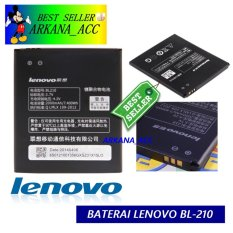 Harga Lenovo Baterai Battery Bl210 Original For Lenovo S820 Kapasitas 2000Mah