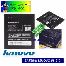 Diskon Lenovo Baterai Battery Bl210 Original For Lenovo S820 Kapasitas 2000Mah Lenovo Di Dki Jakarta
