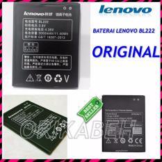 Lenovo Baterai / Battery BL222 For Lenovo S660 Original - Kapasitas 3000mAh ( orikabeh )