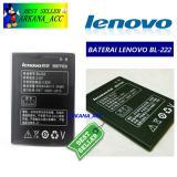 Harga Lenovo Baterai Battery Bl222 Original For Lenovo S660 Kapasitas 3000Mah Original