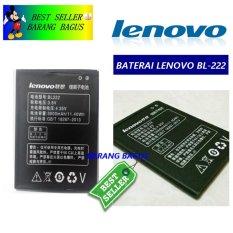 Jual Lenovo Baterai Battery Bl222 Original For Lenovo S660 Kapasitas 3000Mah Termurah