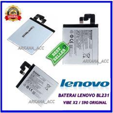 Lenovo Baterai / Battery BL231 Original For Lenovo Vibe X2 / S90 Kapasitas 2300mAh ( arkana_acc )