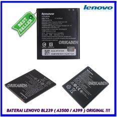 Lenovo Baterai / Battery BL239 Original For Lenovo A399 / A3500 / A330E Kapasitas 2000mAh ( orikabeh )