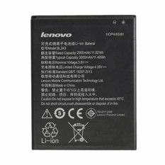 Jual Lenovo Baterai Battery Bl242 For Lenovo A6000 K3 Lemon Black 409 Lenovo Original