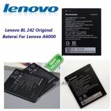 Harga Lenovo Baterai Battery Bl242 For Lenovo A6000 K3 Lemon Black Vx Murah