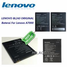 Toko Lenovo Baterai Battery Bl243 For Lenovo A7000 K50 K3 Note T5 Original Lenovo Online