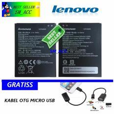 Harga Lenovo Baterai Battery Bl243 For Lenovo A7000 K50 K3 Note T5 Original Kapasitas 3000Mah Bonus Kabel Otg Micro Usb Baru Murah
