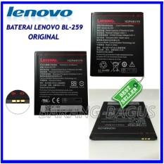 Harga Termurah Lenovo Baterai Battery Bl259 Original For Lenovo Vibe K5 Vibe K5 Plus Lemon 3 Kapasitas 2750Mah Barang Bagus