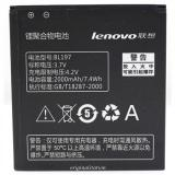 Toko Lenovo Baterai Bl 197 High Power 2000 Mah Hanya Untuk Lenovo 798T A800 S720 Original Terlengkap Dki Jakarta