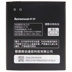Diskon Lenovo Baterai Lenovo Bl210 Battery Lenovo Bl 210 Baterai Lenovo S650 Lenovo A536 Lenovo S820 Lenovo A656 Lenovo A658T Lenovo A766 Lenovo A730E Lenovo A766 Lenovo A770E Lenovo S658T Lenovo S820E Original Hitam Akhir Tahun
