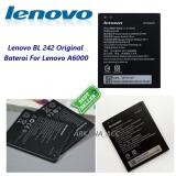 Harga Lenovo Battery Bl242 Original Baterai For Lenovo A6000 K3 Lemon Lenovo