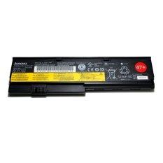 Promo Lenovo Battery Thinkpad X200 X200S X201 X201S 6 Cell Hitam Lenovo Terbaru
