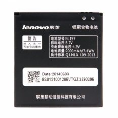 Lenovo BL197 Battery for Lenovo A798/S868/A800/S899 [2000 mAh]