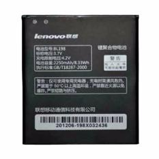 Lenovo BL198 Li Polymer Hitam Baterai for Lenovo S880/K860/A830/S890