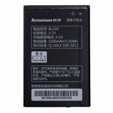 T Lenovo Bl203 Original Baterai For Lenovo A369 A66 A308 A365 A278 Lenovo Diskon 30