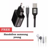 Jual Lenovo Charger 2A Original Hitam Samsung Headset Young Putih Dki Jakarta