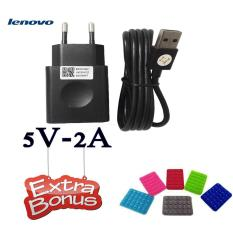 Lenovo Charger Adapter 2A Micro USB Original FREE Tentakel HP Variant Colour