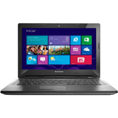 Lenovo G40-70 14 Inch - Intel i3 Processor - Graphics AMD Radeon M230 - 2GB - Hitam