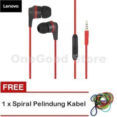Lenovo Headset/Handsfree Skullcandy ANDO / INKD Original - Merah