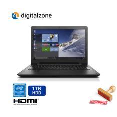 Lenovo Ideapad 110-14IBR  Intel N3060  4GB RAM  1TB HDD  DOS  14