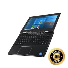 Lenovo Ideapad 310-1GID Intel Celeron Dual Core N3350 RAM 2GB HDD 500GB 11INC GARANSI RESMI