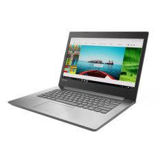 Lenovo Ideapad 320-14IKBN - Intel Core i7-7500U - RAM 8GB - 1TB - Nvidia GT940MX - 14' - Windows 10 - Platinum Grey
