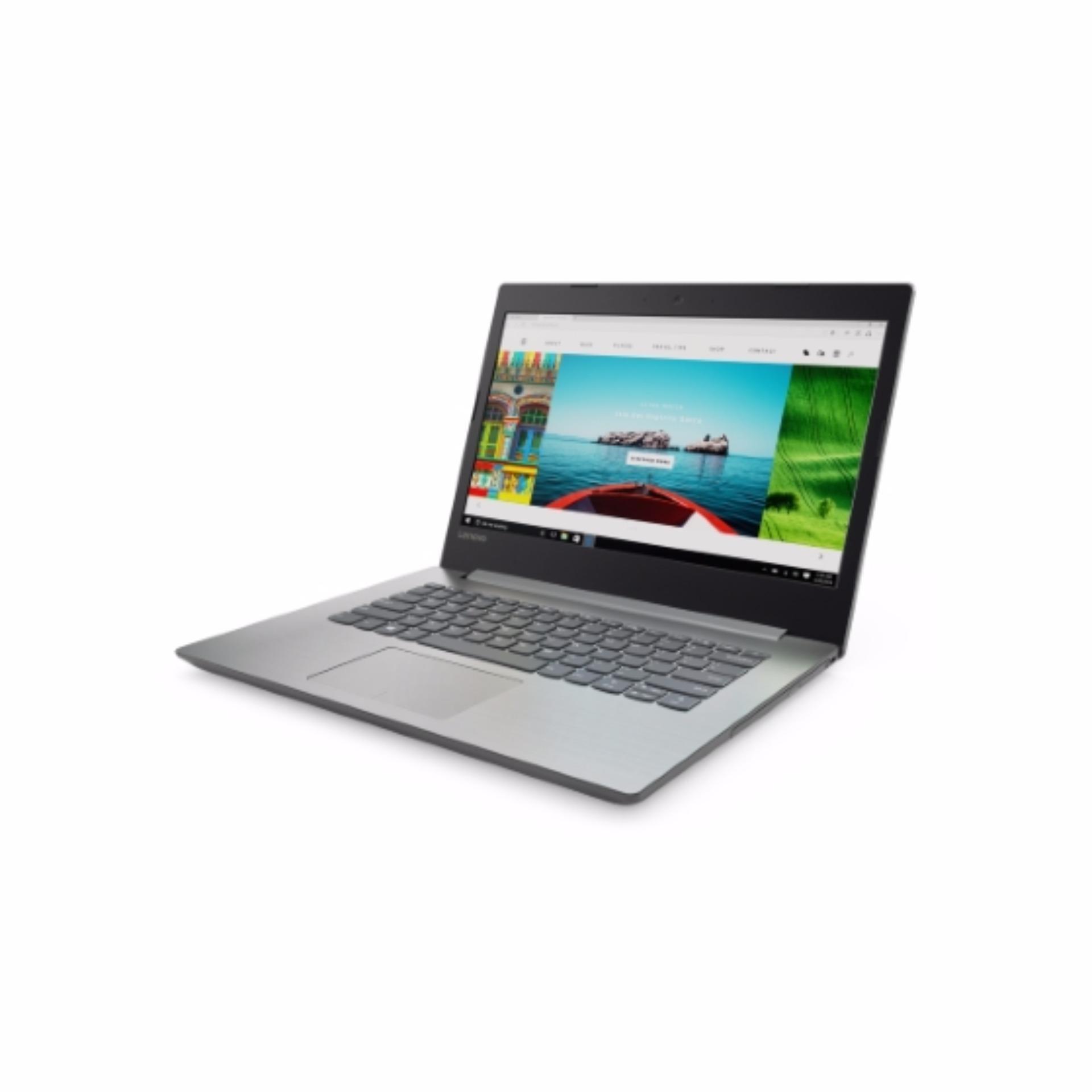 LENOVO IdeaPad 320 14ISK 1BID Platium Gray I3 6006U 4GB 1TB