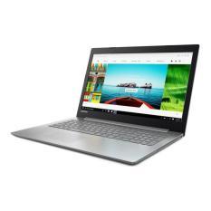 LENOVO IdeaPad 320-15ABR-CNID Platinum Grey - QuadCore A12-9720P - RAM 8GB - HDD 2TB - VGA AMD Radeon R8 M535DX-4GB - Screen 15.6