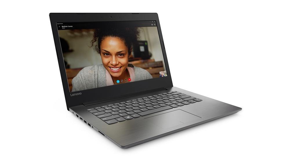 Lenovo Ideapad 320 - AMD A9-9420 - RAM 4GB - 1TB - 14' - DOS - Onyx Black