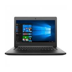 Lenovo Ideapad G41-33ID GLOSSY BLACK (AMDA8-7410/4GB/500GB/Radeon™ R5 Graphics/DOS/1Y/TAS-8880152)
