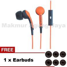 Spek Lenovo In Ear P165 Original Suport In Universal Smartphones Orange Free Earbuds Lenovo