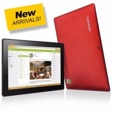 Lenovo Miix 310 10Icr 64Gb X5 Z8350 4Gb 64Gb Emmc Intel Hd 10 1 Touch Win10 Red Promo Beli 1 Gratis 1