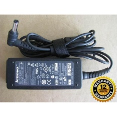 LENOVO Original Adaptor Charger Notebook Laptop Ideapad S 9 10 12 U150 series 20 V 2A (5.5 2.5) Berikut Kabel Power