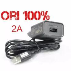 Harga Lenovo Original Authentic 100 Travel Charger Micro Usb 2A Hitam New