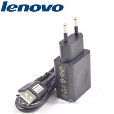 Lenovo Original Charger for Lenovo P780 K900 K910 K920 A850 S820 S960 etc Black [1A/5V]