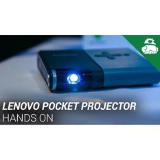 Harga Lenovo P0150 Pocket Projector Origin