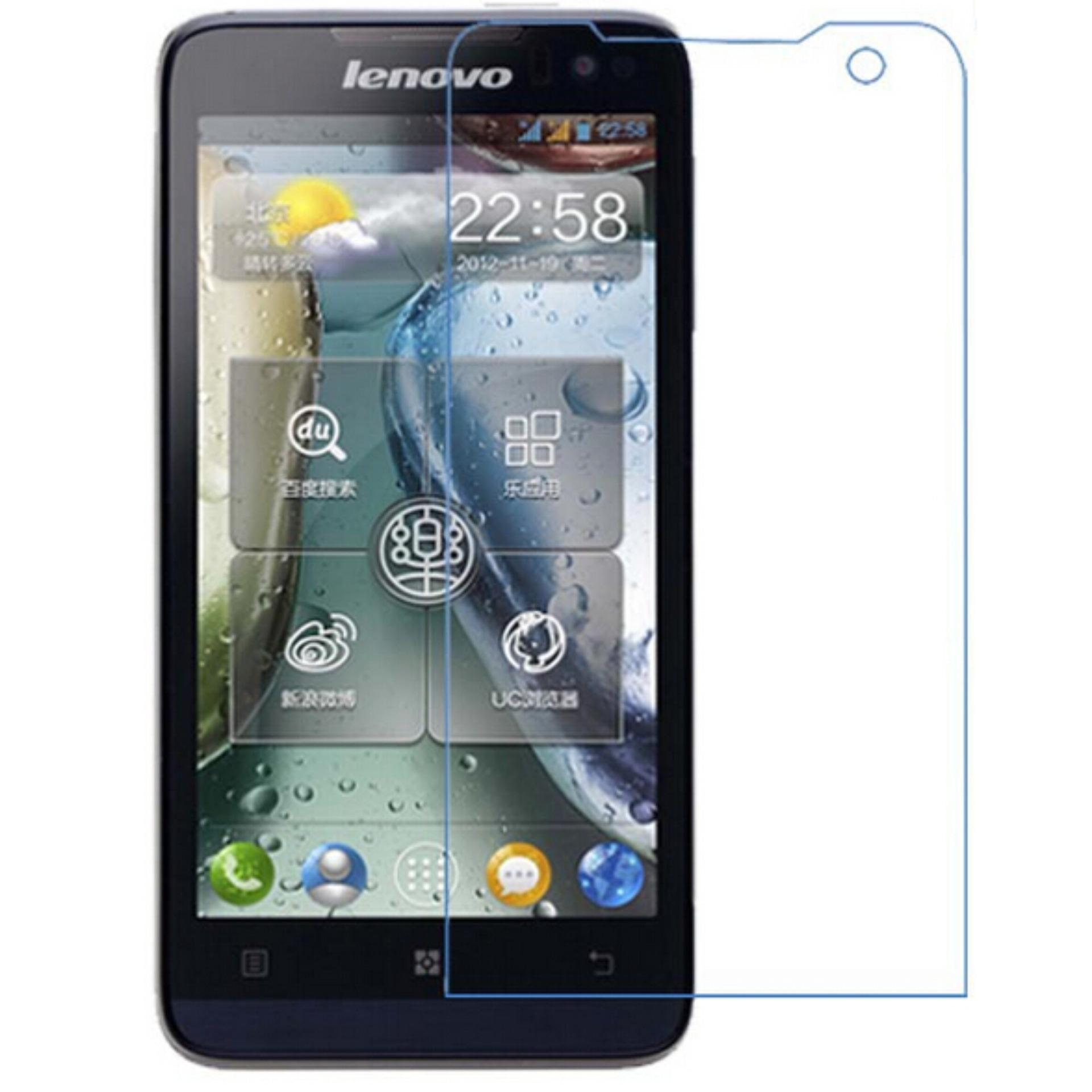 Vn Lenovo P770 Tempered Glass Screen Protector 0.32mm - Anti Crash Film - Bening