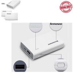 Jual Lenovo Powerbank Real Capacity 7800 Mah Fast Charging Di Bawah Harga