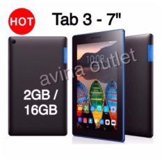 Lenovo Tab 3 7 ( TB3-730X ) RAM 2GB/16GB - Hitam