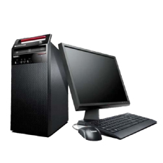 Lenovo ThinkCenter Edge 73 SFF UIA - 2 GB RAM - Intel - 18.5