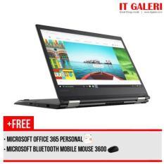 Lenovo ThinkPad Yoga 370-01ID - Intel Core i5-7200U - 4 GB DDR4 - 256 GB SSD - 13.3